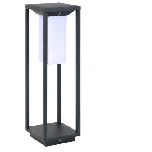 Фото - HOROZ ELECTRIC Уличный светильник на солнечных батареях Solaris-2 078 014 0002 horoz electric уличный светильник kayin 1 hl205