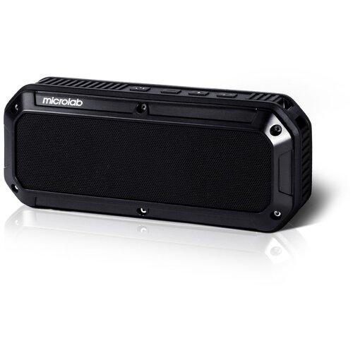 Портативная акустика Microlab D861BT, black