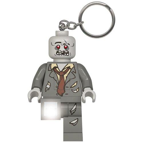 Брелок-фонарик LEGO LGL-KE135, серый брелок фонарик lego lgl ke65 красный