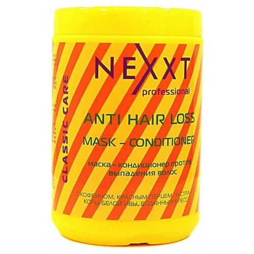 Фото - Nexprof Classic care Маска-кондиционер против выпадения волос, 1000 мл nexprof кондиционер classic care volume для объема волос 200 мл