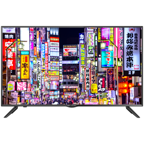 Фото - Телевизор NATIONAL NX-40TF100 40 (2019), черный телевизор national nx 32ths110 32 2019 черный