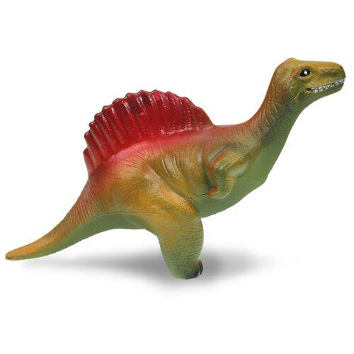 Игрушка-мялка Maxitoys Спинозавр 24 см зеленый