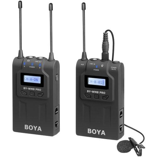 Радиосистема BOYA BY-WM8 PRO-K1 черный