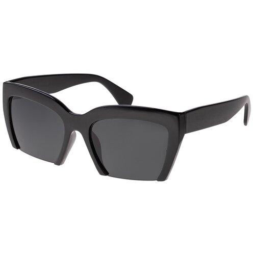 солнцезащитные очки Солнцезащитные очки женские/Очки солнцезащитные женские/Солнечные очки женские/Очки солнечные женские/21kdglan1005239c4vr черный/Vittorio Richi/Вайфареры/Клабмастер/модные