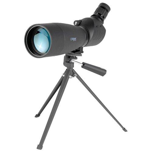 Зрительная труба Veber 25-75x70 черный