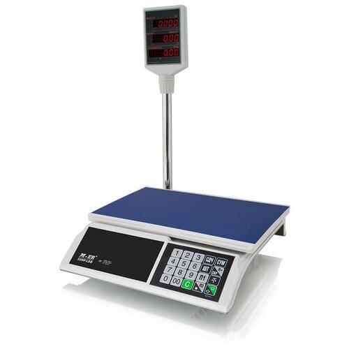 Весы торговые Mertech M-ER 326 ACP-32.5 Slim LED