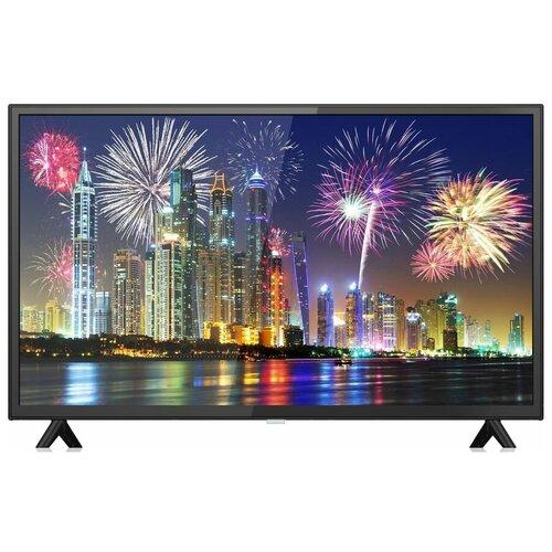 Телевизор Erisson 32LM8100T2 32, черный телевизор erisson 43 43flm8000t2 черный