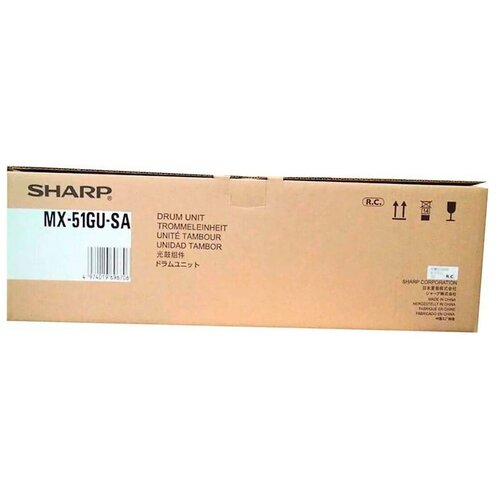 Фото - Фотобарабан Sharp MX51GUSA блок фотобарабана sharp mx51gusa