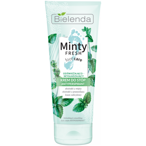 Купить Bielenda Крем-антиперспирант для ног Minty Fresh Foot Care 100 мл