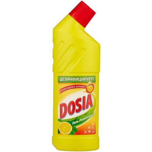 Dosia гель с дезинфицирующим и отбеливающим эффектом Лимонный, 0.75 л недорого