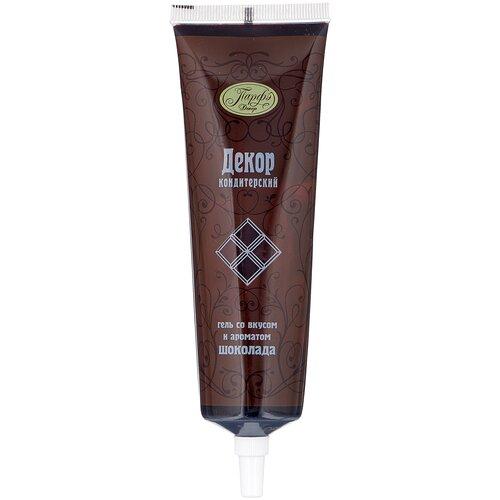 Парфэ декор кондитерский со вкусом и ароматом шоколада 125 г коричневый