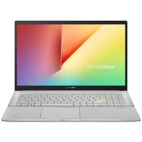 "Ноутбук ASUS VivoBook S15 S533EQ-BN142T (Intel Core i7 1165G7 2800MHz/15.6""/1920x1080/16GB/512GB SSD/NVIDIA GeForce MX350 2GB/Windows 10 Home) 90NB0SE1-M02420 зеленый"