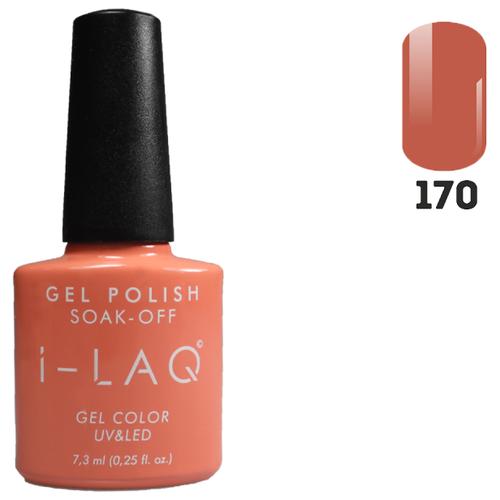 Фото - Гель-лак для ногтей I-LAQ Gel Color, 7.3 мл, 170 i laq гель лак 020