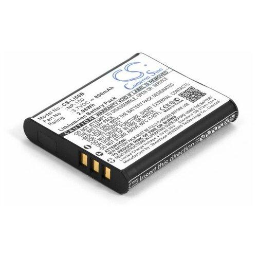 Аккумулятор для видеокамеры D-Li92, Li-50B, VW-VBX090 (920mAh)