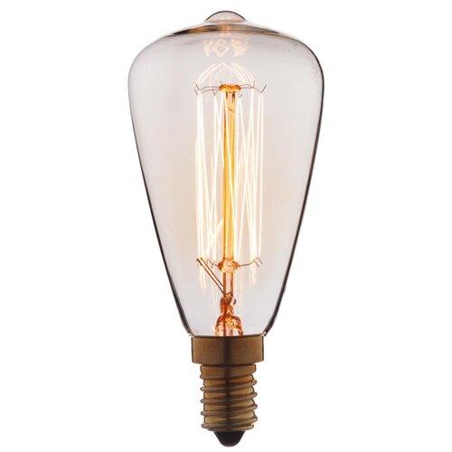 Лампочка накаливания Loft it Edison Bulb 4840-F E14 40W