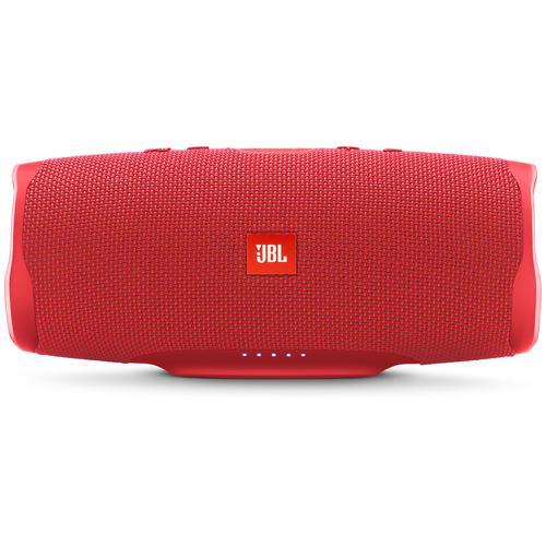 Портативная акустика JBL Charge 4, 30 Вт, red