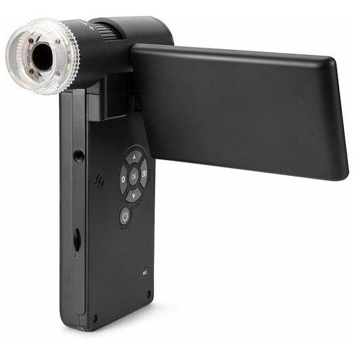 Фото - Микроскоп LEVENHUK DTX 700 Mobi черный микроскоп цифровой levenhuk dtx 90