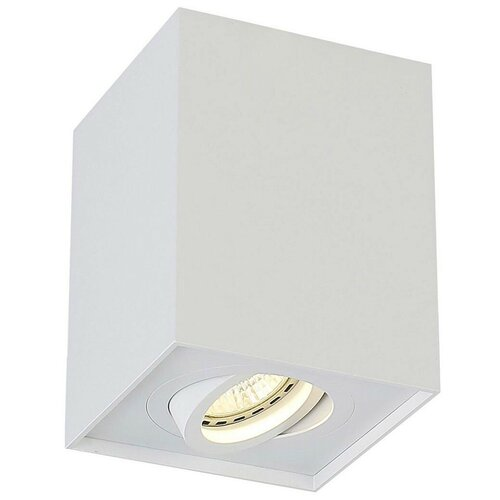 Спот Crystal Lux CLT 420C WH, 50 Вт, 1 лампа недорого