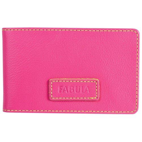 визитница женская magic soup титта цвет розовый w02 001 Визитница FABULA Ultra, розовый