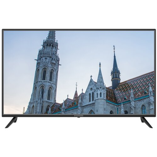 """Телевизор STARWIND SW-LED40SA303 40"""" (2020) черный"""