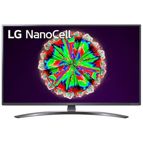 Фото - Телевизор NanoCell LG 50NANO796NF 50 (2020), темный титан телевизор lg 55lv340c 54 6 2017