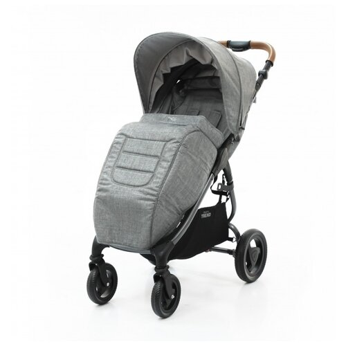 Valco Baby Накидка на ноги Boot Cover для Snap, Snap 4 Trend Grey marle накидка на ножки valco baby для snap snap 4 trend denim 9914