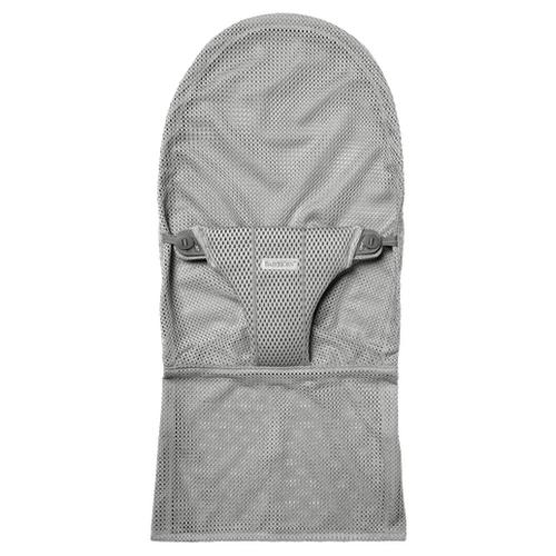 Фото - Чехол BabyBjorn Extra Fabric Seat for Bouncer Bliss Mesh, серый эргорюкзак babybjorn move mesh navy blue