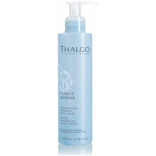 Thalgo гель очищающий для лица с морскими экстрактами Purete Marine, 200 мл