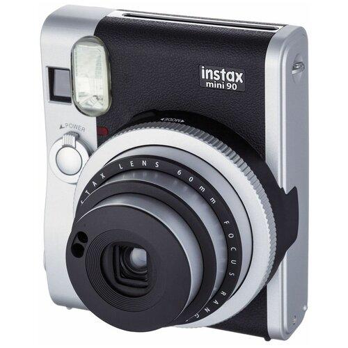 Фотоаппарат моментальной печати Fujifilm Instax Mini 90 black