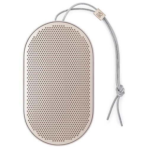 Портативная акустика Bang & Olufsen Beoplay P2, sand stone