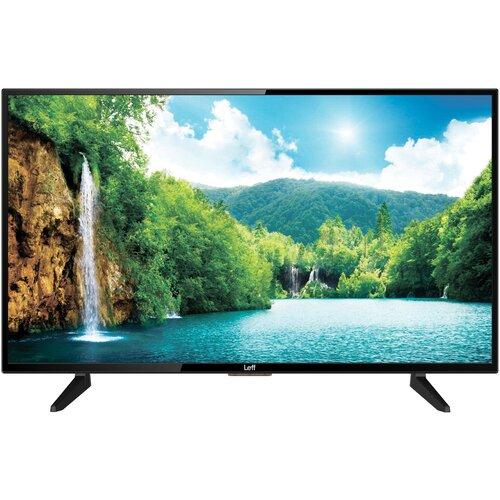 Телевизор Leff 43F510T 43 (2019), черный