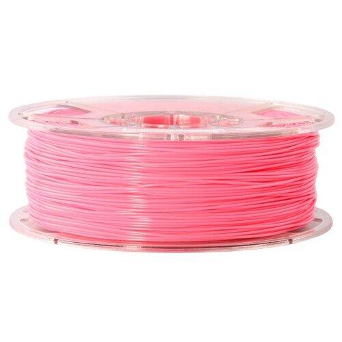 Фото - ABS+ пруток ESUN 1.75 мм, 1 кг, розовый pla пруток esun 1 75 мм желтый 1 кг