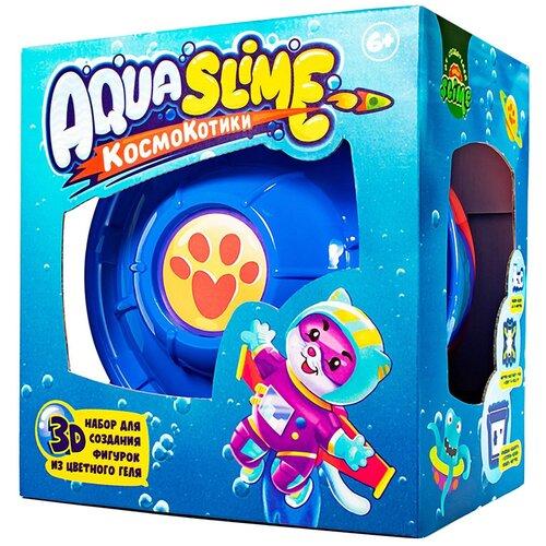 Купить Набор для опытов Slime Aqua, КосмоКотитки, большой (AQ002), Наборы для исследований