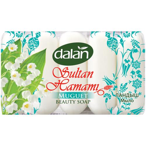 Купить Банное мыло Sultan Hamami Ландыш, Dalan