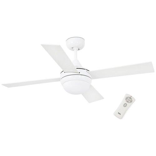 Потолочный вентилятор Faro Barcelona Mini Icaria (33698FAR), white
