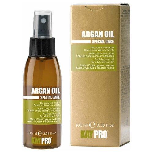KayPro Argan Oil Масло-спрей с аргановым маслом против сухости волос, 100 мл недорого