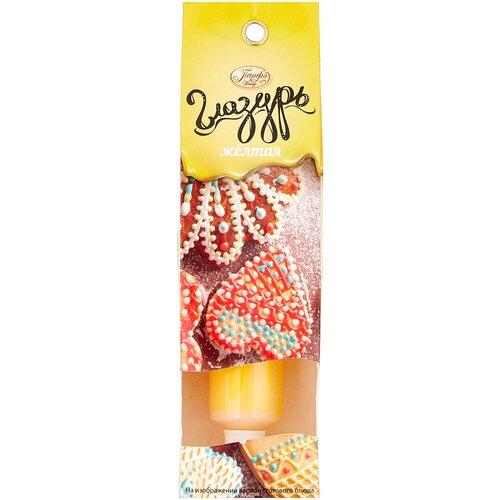 Парфэ глазурь 30 г желтый