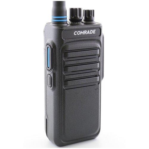 Рация COMRADE R5 VHF черный радиостанция comrade r 1