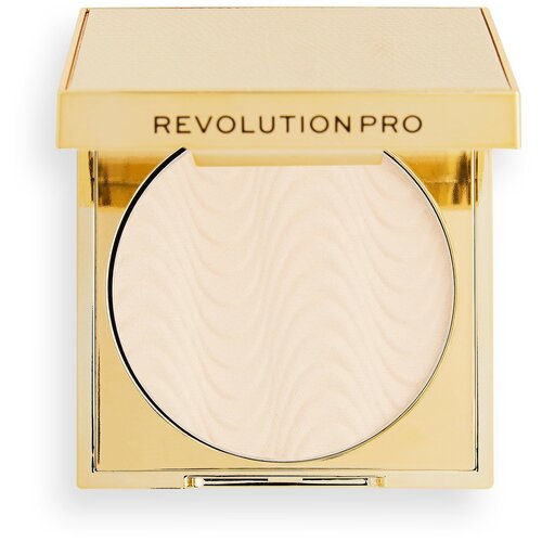 Купить REVOLUTION Пудра компактная Pro CC Perfecting Pressed Powder warm ivory