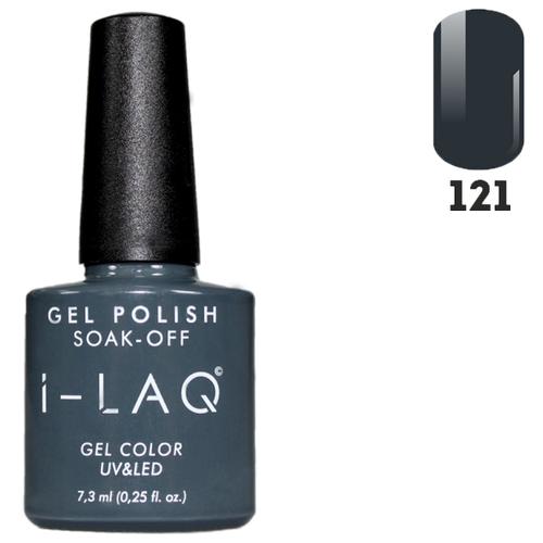 Фото - Гель-лак для ногтей I-LAQ Gel Color, 7.3 мл, 121 i laq гель лак 020