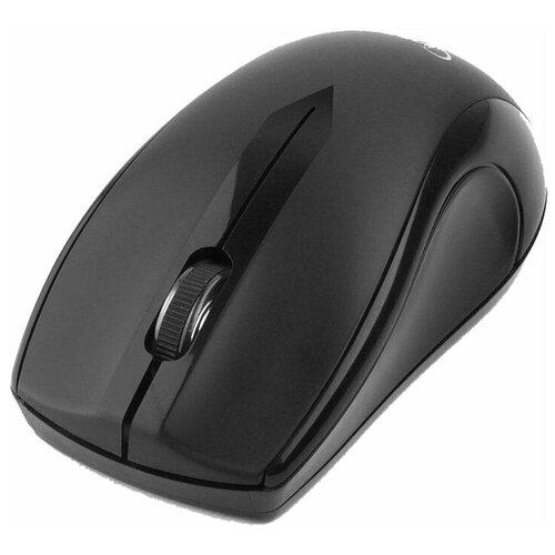 Беспроводная мышь Gembird MUSW-320 Black USB беспроводная мышь gembird musw 207w white usb белый