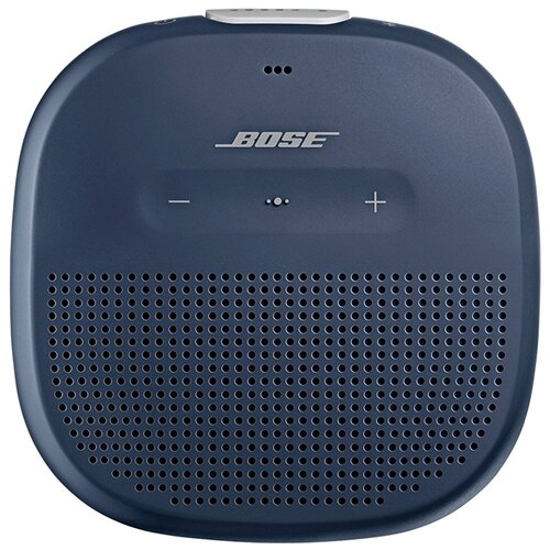 Портативная акустика Bose SoundLink Micro, Midnight blue