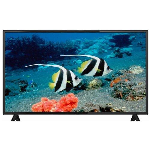 Фото - Телевизор Erisson 40FLX9030T2 40, черный телевизор erisson 43flm8000t2 43 full hd