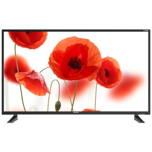 Фото - Телевизор TELEFUNKEN TF-LED40S61T2 39.5 (2019), черный телевизор telefunken 23 6 tf led24s19t2 черный