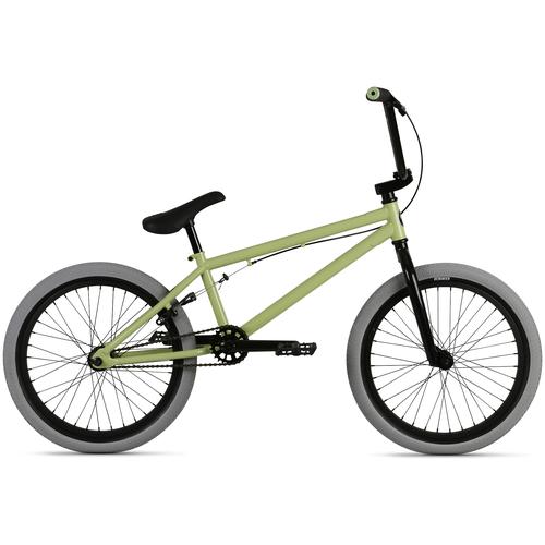 Велосипед BMX Haro Stray (2021) avocado 20.5