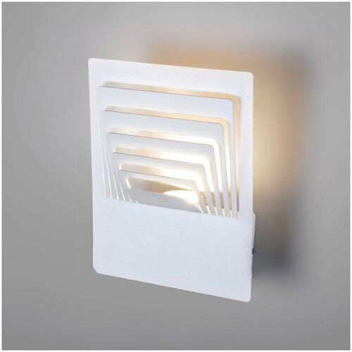 Интерьерная подсветка Elektrostandard Onda LED белый (MRL LED 1024)