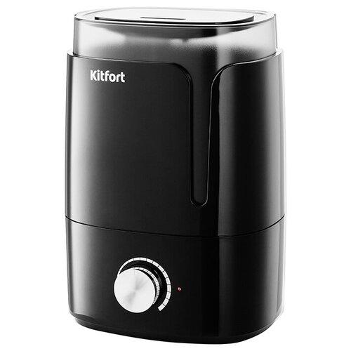 Увлажнитель воздуха Kitfort KT-2802-2, черный