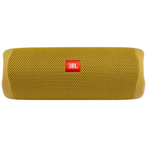 Портативная акустика JBL Flip 5, 20 Вт, mustard yellow