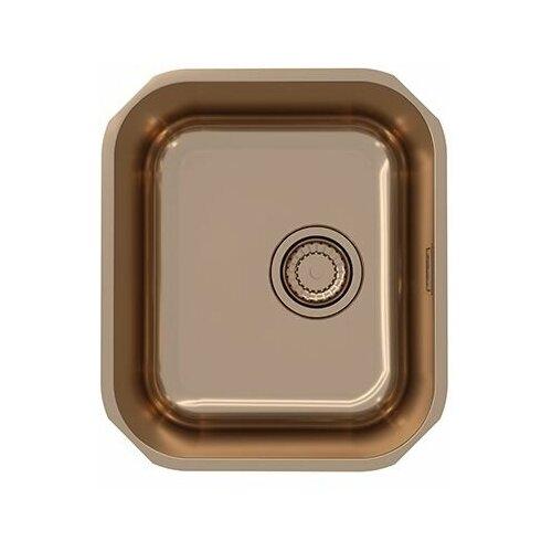 Врезная кухонная мойка 36.8 см ALVEUS Monarch Variant 40 copper