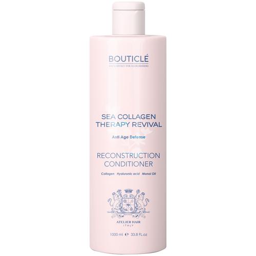 Bouticle кондиционер Sea Collagen Therapy Revival Reconstruction коллагеновый восстанавливающий для волос, 1000 мл недорого